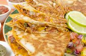 picture of chipotle chili  - Quesadilla  - JPG
