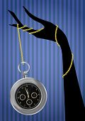 Clock Sexy Hand