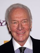 LOS ANGELES - OCT 24:  CHRISTOPHER PLUMMER arriving to 15th Annual Hollywood Film Awards Gala on Oct
