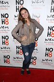 LOS ANGELES - DEC 12:  Taylor Hay arrives to the NOH8 4th Anniversary Party at Avalon on December 12, 2012 in Los Angeles, CA