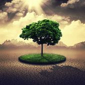 Save The Earth. Abstract Environmental Backgrounds For Your Design