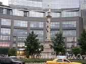Columbus Circle, em Nova York