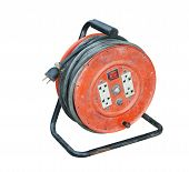Extension Electric Cable Reel