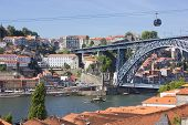 Douro River And Porto