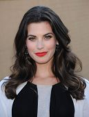 LOS ANGELES - AUG 04:  Meghan Ory arrives to CBS Showtime CW All Star Winter TCA Party 2013  on July