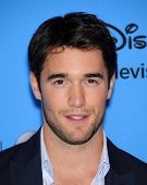 LOS ANGELES - AUG 04:  Joshua Bowman arrives to ABC All Star Summer TCA Party 2013  on August 04, 20