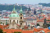 Stare Mesto (Old Town) view, Prague, Czech Republic