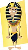 Funny Tutankhamen
