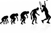 Evolution Of The Tennis Player