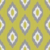 Ikat vintage seamless pattern for web design or home decor