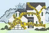 House Foreclosure Sale