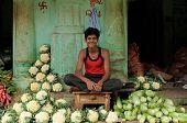 Street Vendor Of India