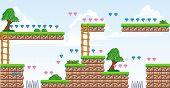 2D Tileset Platform Game 2.eps