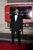 LOS ANGELES - FEB 25:  Laz Alonso at the 2nd Annual ICON MANN Power Dinner at Peninsula Hotel on Feb