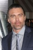 LOS ANGELES - FEB 24:  Anson Mount at the