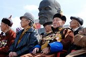 Buryat (mongolian) Honourable Wwii Veterans