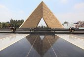 Unknown Soldier Memorial in Cairo