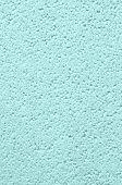 Background Of Blue Foam
