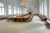Interior Of The Livadia Palace. White Hall