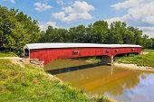 West Union Covered Bridge