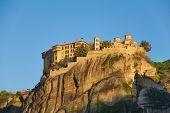 The Great Meteoran Monastery, Greece