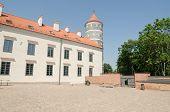 Castle in Panemune, Lithuania