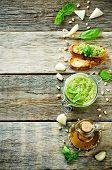 Fresh Pesto Sauce