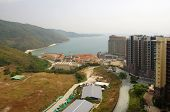 foto of lantau island  - Apartment blocks in Lantau Island Hong Kong - JPG