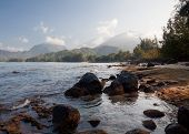 View Across Hanalei Bay