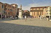 Plaza In Venice