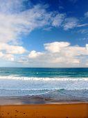 Logans Beach In Victoria Australia