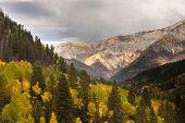 Rain In Colorado Mountains