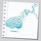 Brain watering