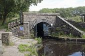 Entrance To The Standedge Tunnel