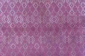 Texture Of Thai Style Silk