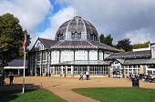 The Octagon Hall, Buxton.