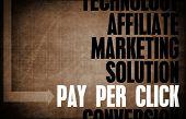 Pay Per Click Core Principles as a Concept