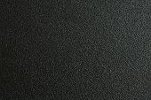 Black Plastic Texture For Background