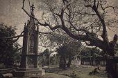Gothic grave