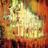 Grunge background or texture for your design. With different color patterns: yellow (beige); red (orange); brown; green