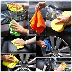 image of designated driver  - Car polishing - JPG