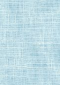Blue Handwoven Silk