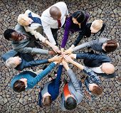 pic of coworkers  - Business People Cooperation Coworker Team Concept - JPG