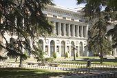 Prado Museum In Spain