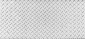 Texture of a tough metal diamond pattern plate. poster