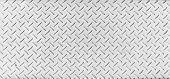 Texture of a tough metal diamond pattern plate. poster