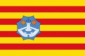 Minorca Flag