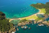 Roberton Island - Bay of Islands, New Zealand