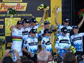 El Tour de Francia - etapa 2 2011