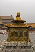 Reich verzierten chinesischen Kammer